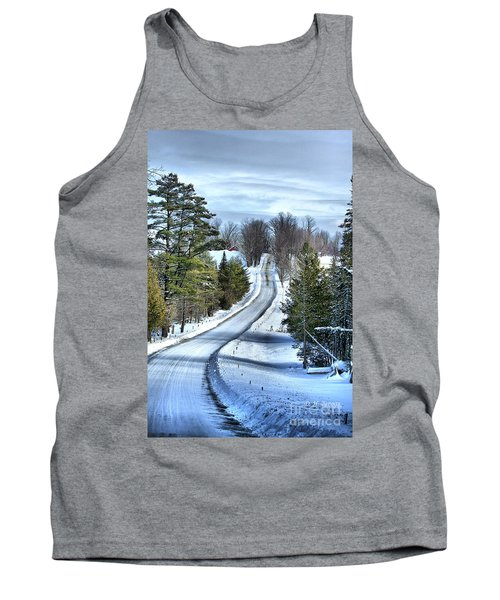 Vermont Country Landscape Tank Top