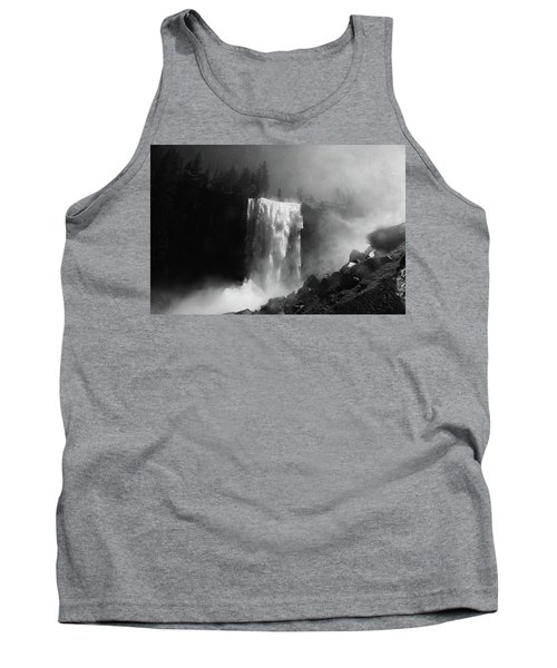 Vernal Fall And Mist Trail Tank Top