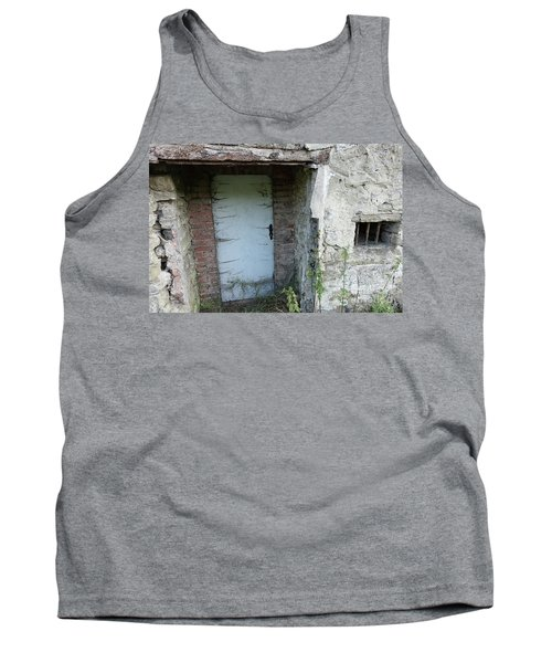 Very Long Locked Door Tank Top