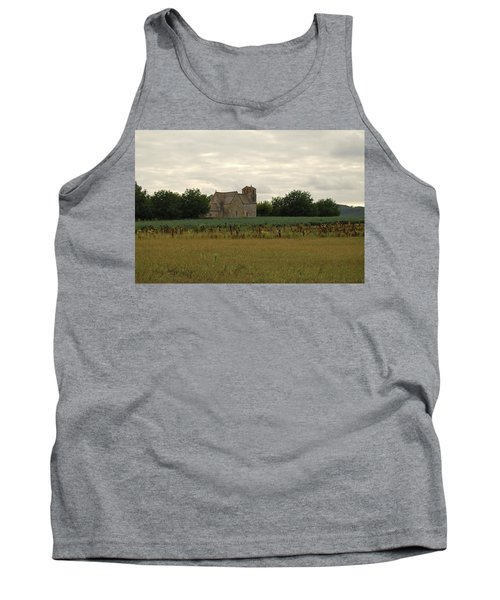 Vezac Church 1300 Tank Top