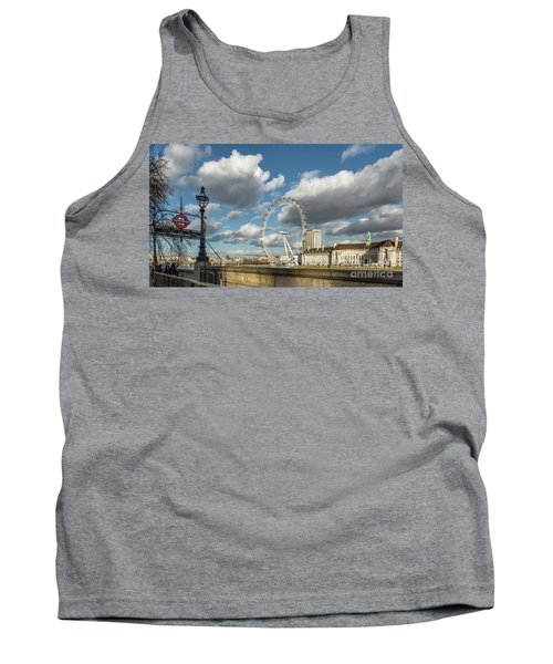Victoria Embankment Tank Top