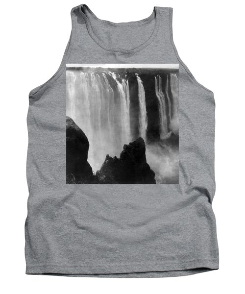 Victoria Falls - C 1911 Tank Top by International  Images