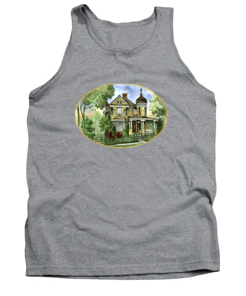 Victorian In The Avenues Tank Top