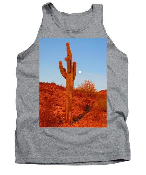 Victor's Harvest Moonset Tank Top