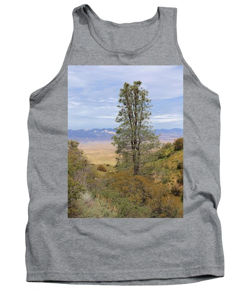 View From Pine Canyon Rd Tank Top
