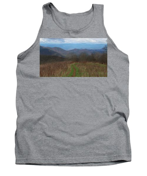 View From Silers Bald 2015a Tank Top