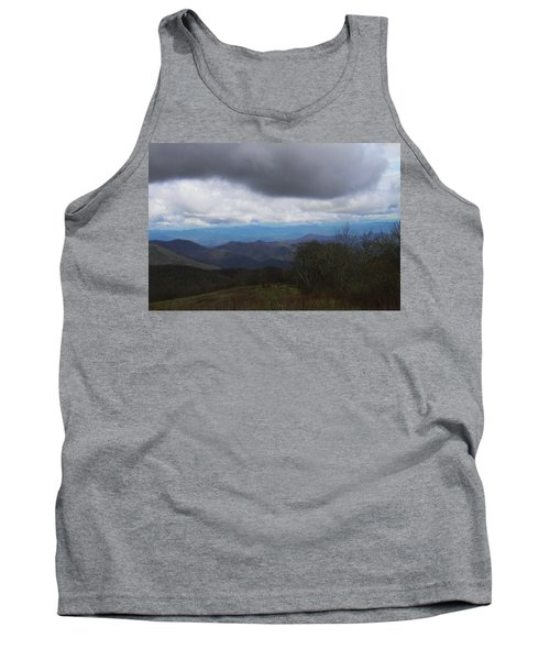 View From Silers Bald 2015b Tank Top
