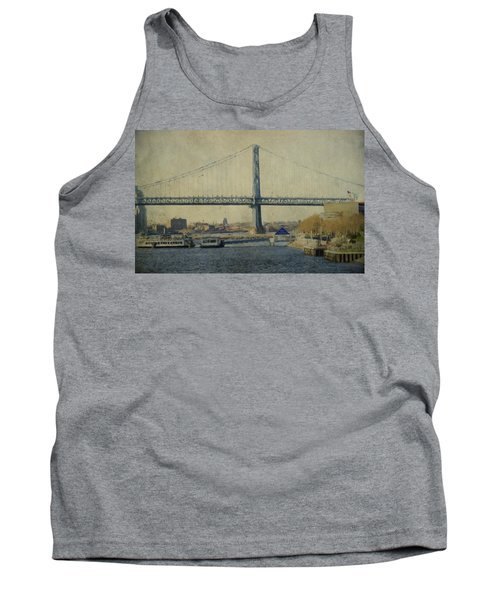 View From The Battleship Tank Top