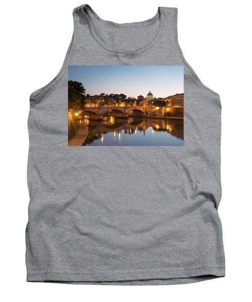 View Of Rome Tank Top