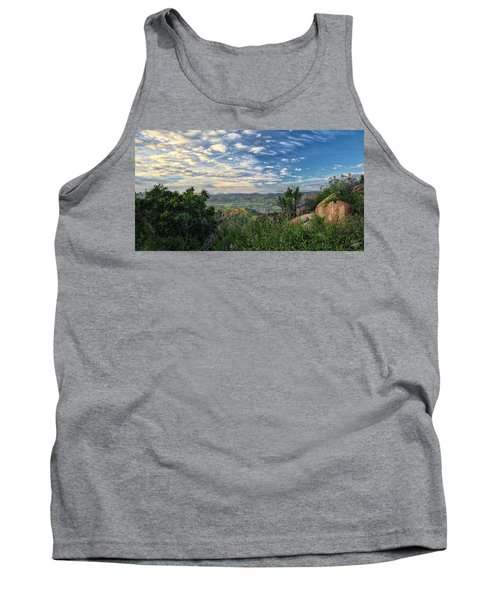 View Of Simi Valley Tank Top