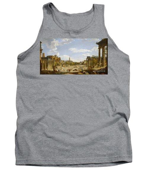View Of The Roman Forum Tank Top