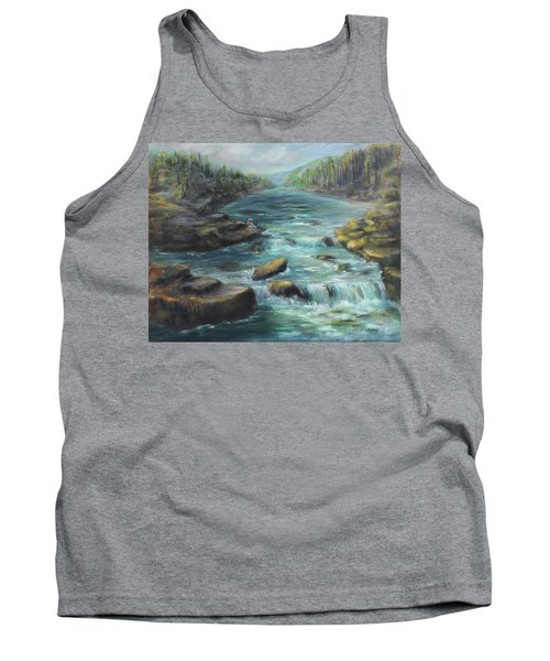 Viewing The Rapids Tank Top
