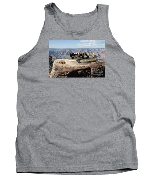 Viewing Infinity Tank Top