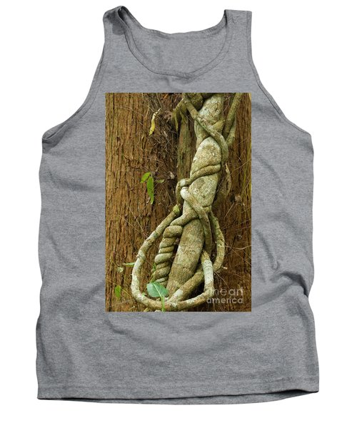 Tank Top featuring the photograph Vine by Werner Padarin