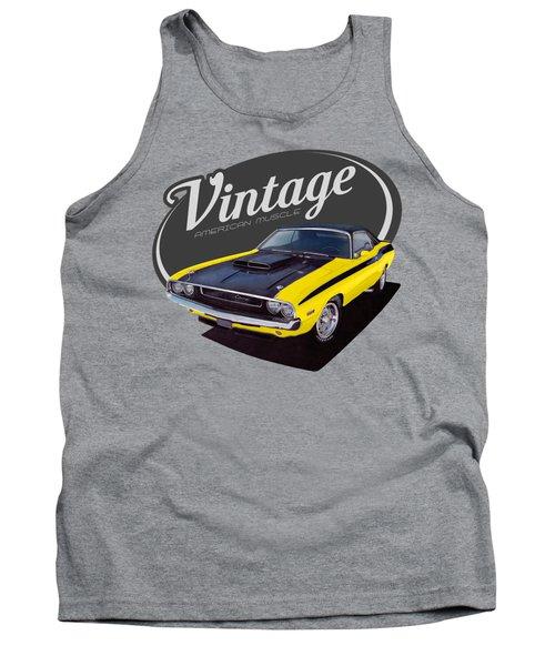 Vintage American Challenger Tank Top
