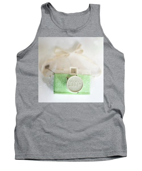 Vintage Camera Fun Splashes Tank Top by Terry DeLuco
