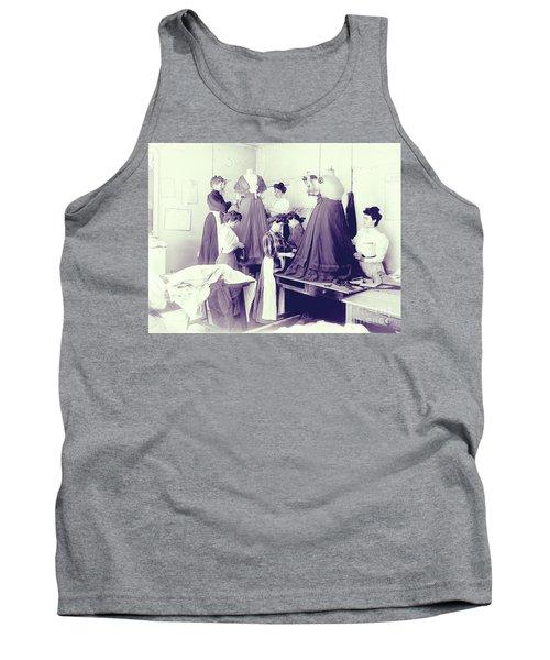 Vintage Dressmakers Tank Top