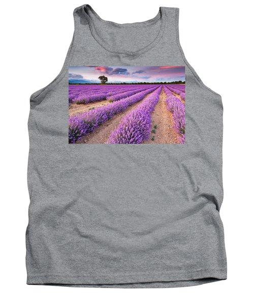 Violet Dreams Tank Top