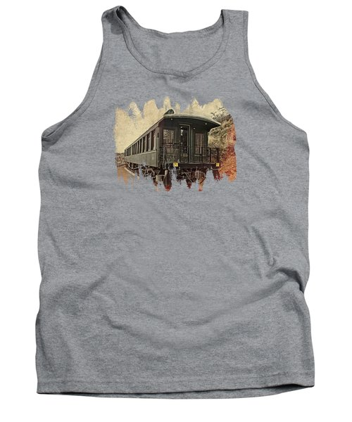 Virginia City Pullman Car Tank Top