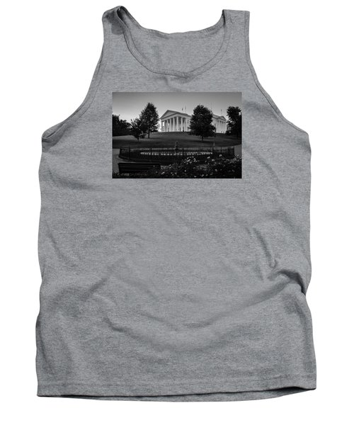 Virginia State Capitol Tank Top