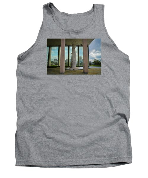 Virginia War Memorial Tank Top