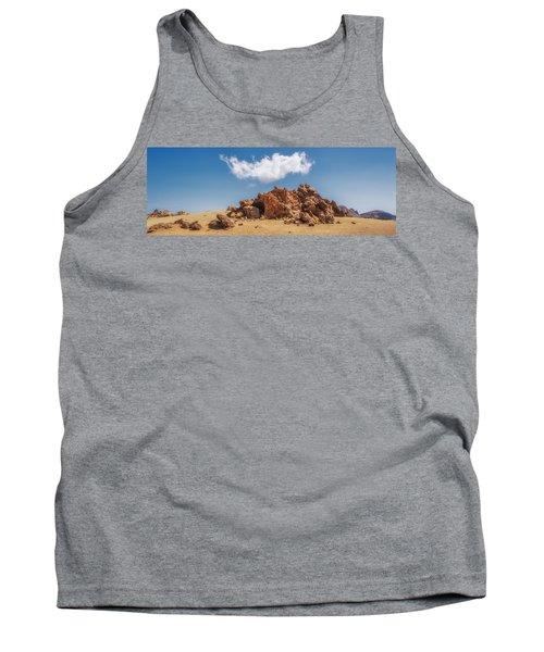 Volcanic Rocks Tank Top