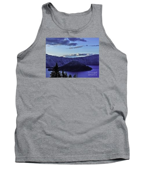 Volcano Within Tank Top by Nancy Marie Ricketts