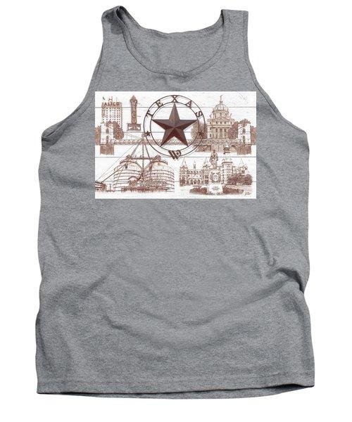 Waco Texas Tank Top