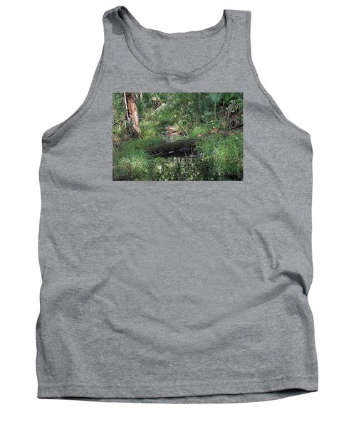 Wading Through The Swamp Tank Top
