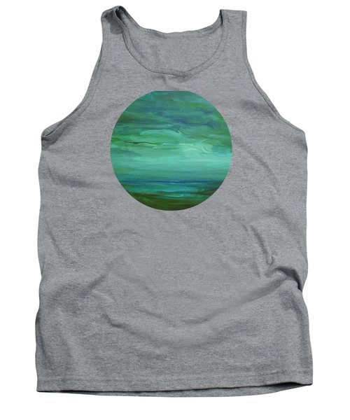 Waiting By The Shore Tank Top