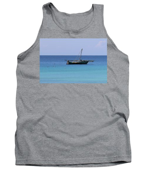 Waiting For Adventure Tank Top