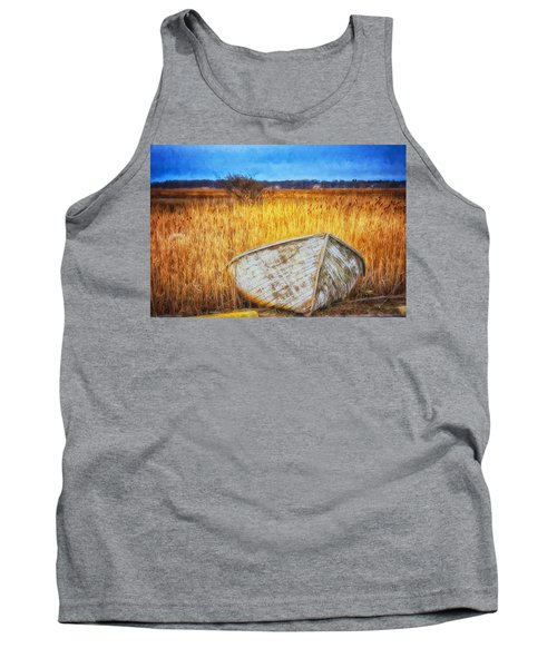 Waiting For Summer Tank Top by Tricia Marchlik