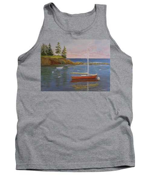 Waiting For The Wind Tank Top