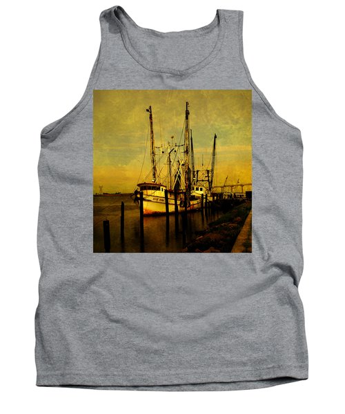 Waiting For Tomorrow Tank Top