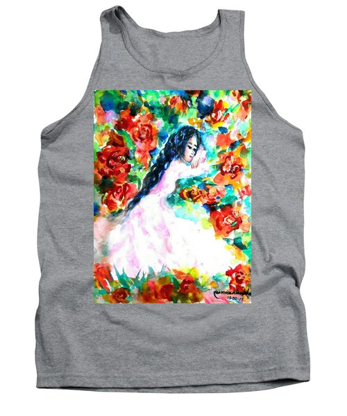 Waiting True Love Tank Top
