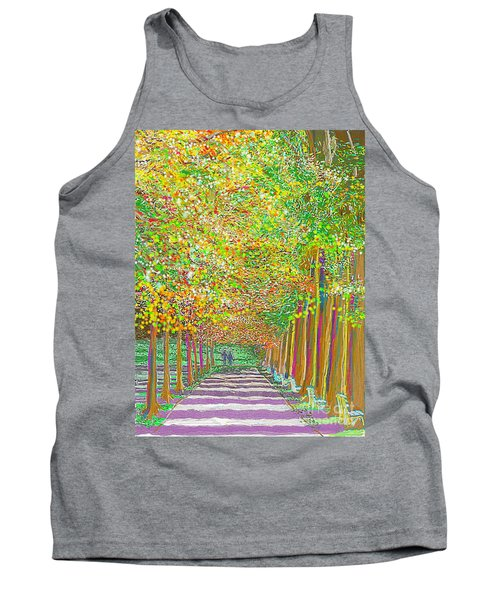 Walk In Park Cathedral Tank Top