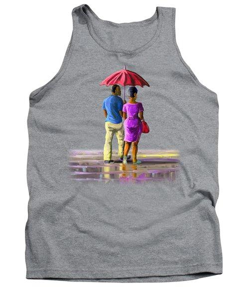 Walk In The Rain Tank Top