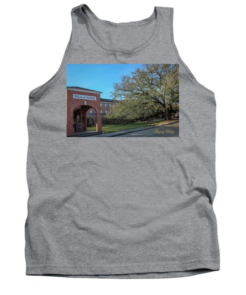 Walk Of Honor Entrance Tank Top