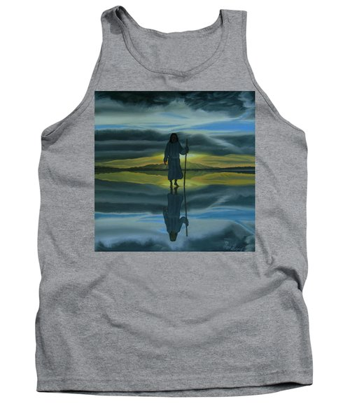 Walk With You Tank Top