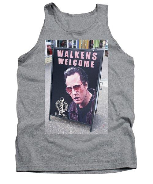 Walkens Welcome Tank Top