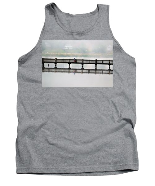 Walking Bridge Tank Top