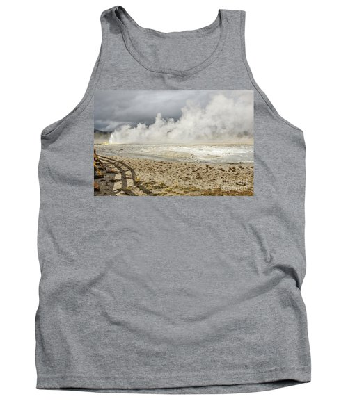 Wall Of Steam Tank Top