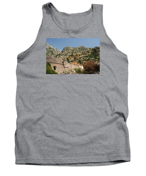 Walls Of Kotor Tank Top