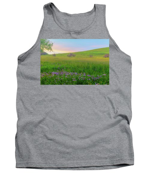 Wally Baskets At Sunrise Tank Top by Marc Crumpler