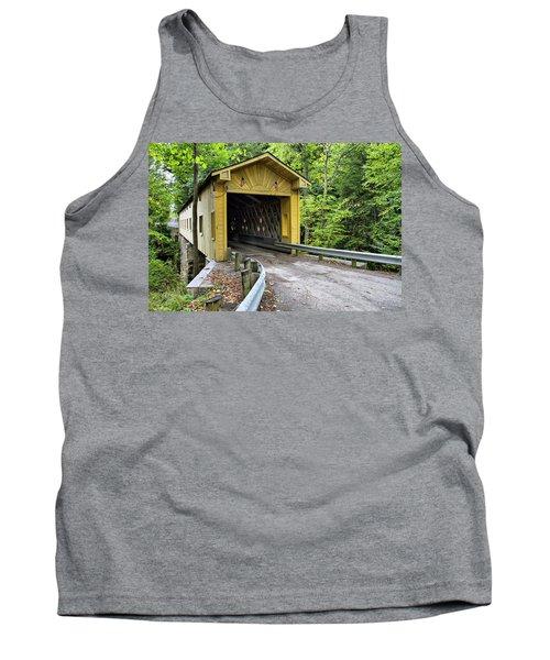 Warner Hollow Covered Bridge Tank Top