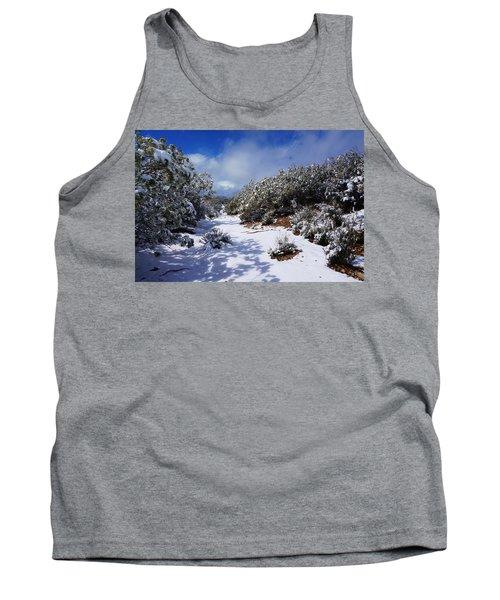 Warner Springs Snow Tank Top