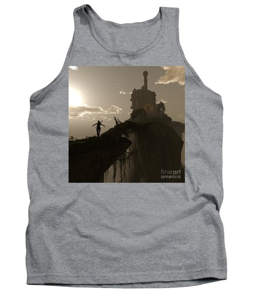 Warrior Fae Tank Top