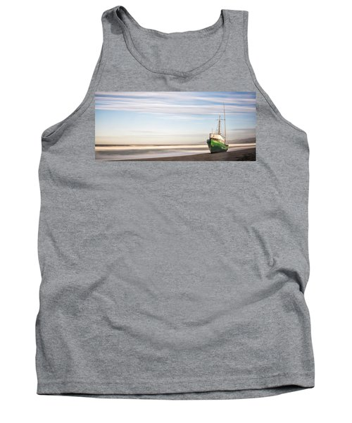 Washed Ashore Tank Top by Jon Glaser