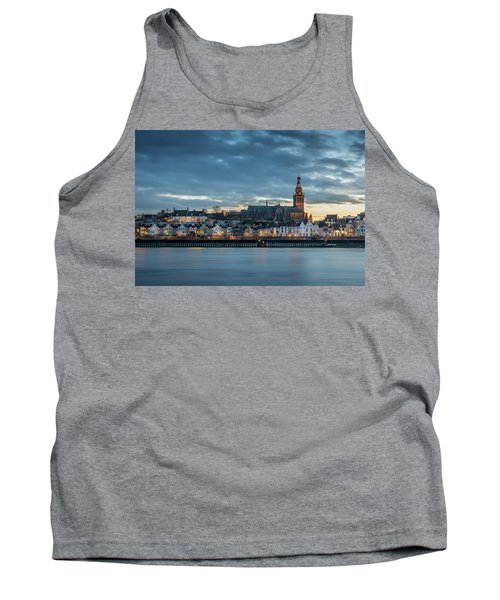 Watching The City Lights, Nijmegen Tank Top