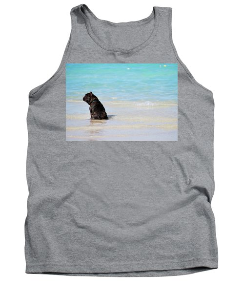 Watching The Waves Tank Top